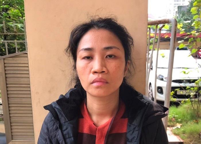 Hải Phòng: Người phụ nữ tát vào mặt công an vì bị yêu cầu đo thân nhiệt - Ảnh 1.