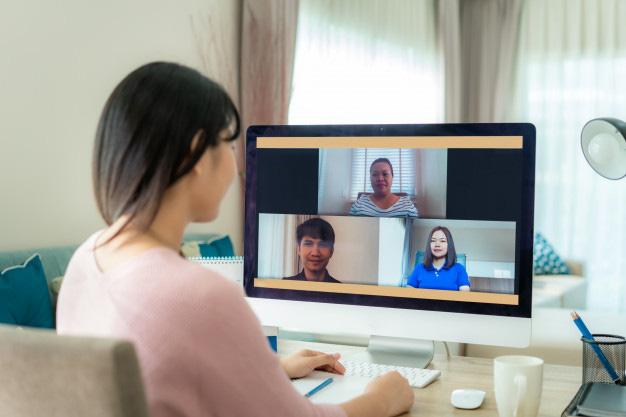 5 ứng dụng họp miễn phí giúp công việc không bị gián đoạn khi cách ly toàn xã hội  - Ảnh 1.