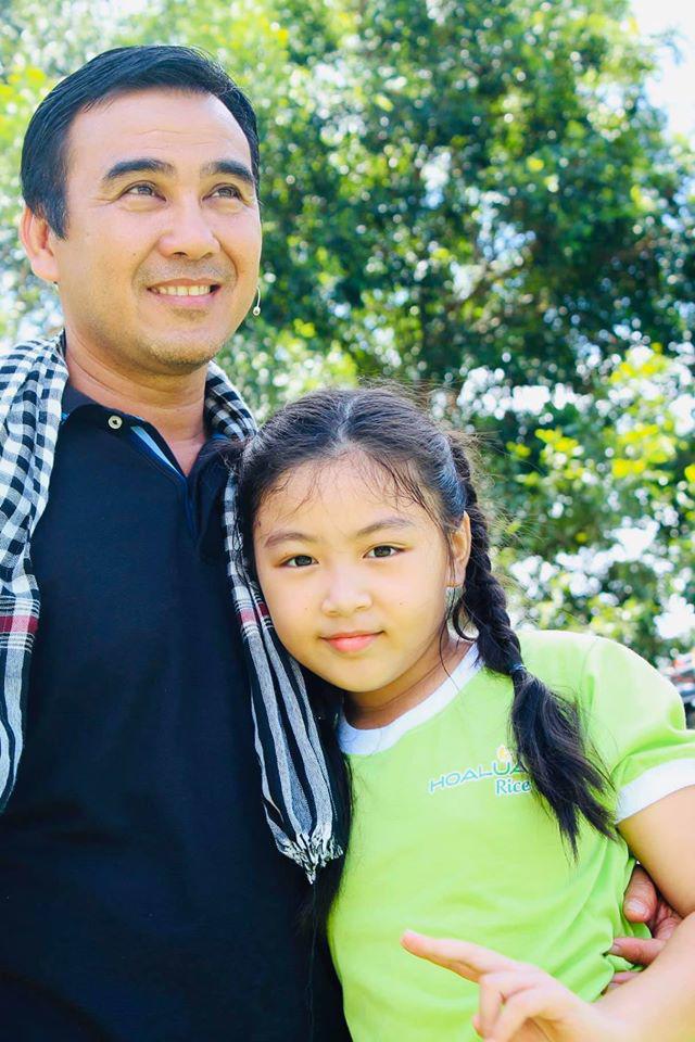 Quyền Linh đăng ảnh mừng sinh nhật con gái, 14 tuổi diện đồ lộng lẫy đẹp hơn cả Hoa hậu - Ảnh 2.