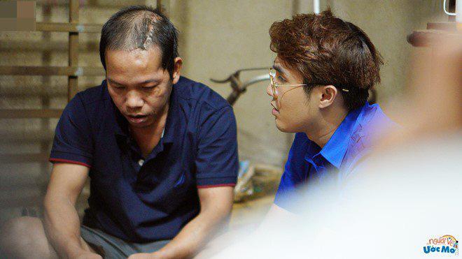Lâm Vỹ Dạ cùng ông xã làm điều xúc động cho người vợ nghèo nuôi chồng và 5 đứa con - Ảnh 2.