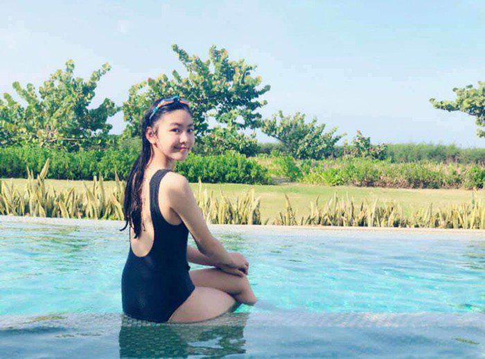 Quyền Linh đăng ảnh mừng sinh nhật con gái, 14 tuổi diện đồ lộng lẫy đẹp hơn cả Hoa hậu - Ảnh 10.