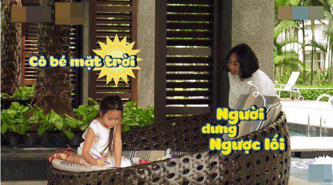 Con gái lai của Đoan Trang và chồng Tây 1m9: Thông minh đối đáp khi người lạ hỏi xin đồ - Ảnh 4.