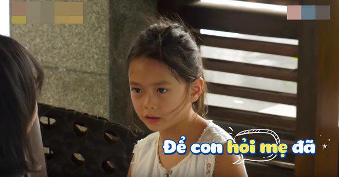 Con gái lai của Đoan Trang và chồng Tây 1m9: Thông minh đối đáp khi người lạ hỏi xin đồ - Ảnh 7.