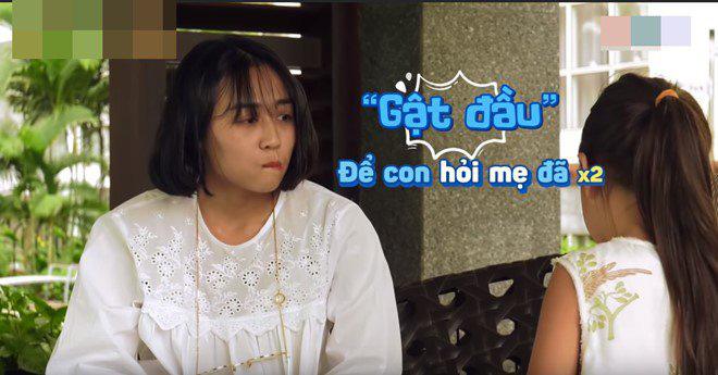 Con gái lai của Đoan Trang và chồng Tây 1m9: Thông minh đối đáp khi người lạ hỏi xin đồ - Ảnh 9.