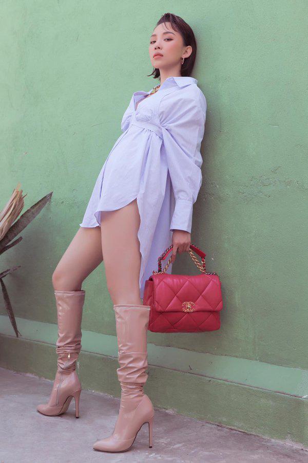 Tóc Tiên mặc một chiếc váy cả tuần không giặt và đây chính là nguyên do - Ảnh 9.