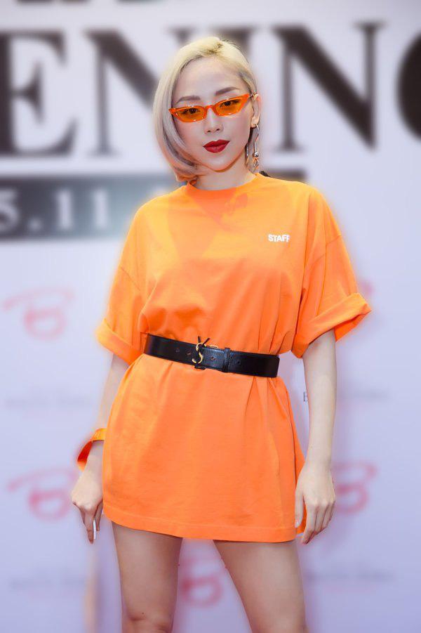 Tóc Tiên mặc một chiếc váy cả tuần không giặt và đây chính là nguyên do - Ảnh 4.