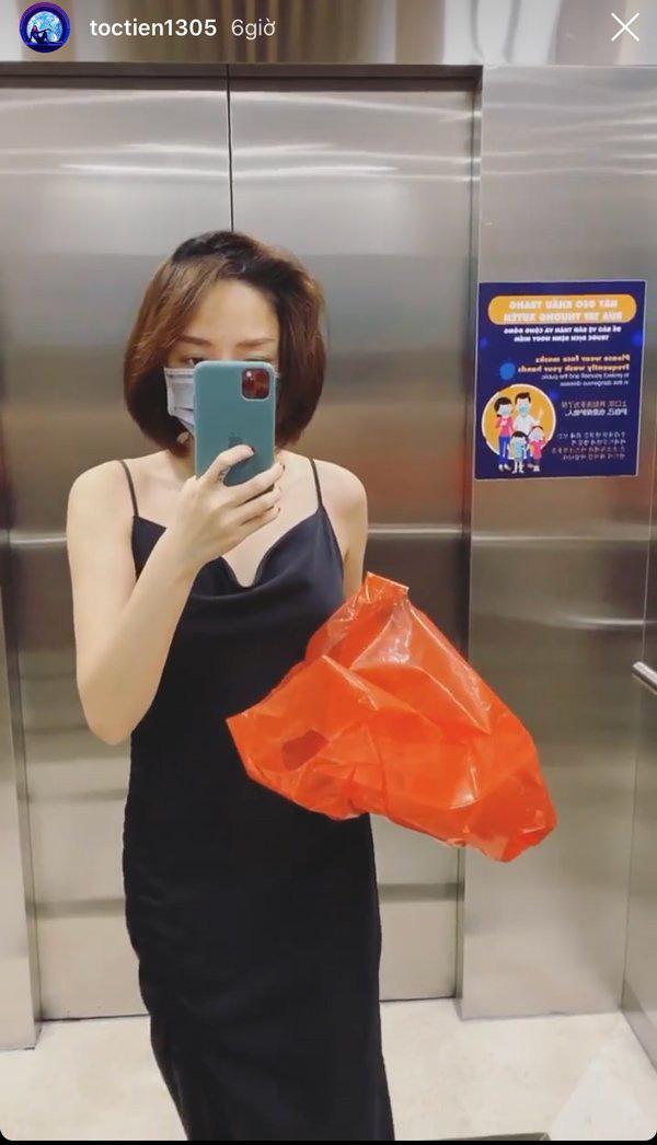 Tóc Tiên mặc một chiếc váy cả tuần không giặt và đây chính là nguyên do - Ảnh 1.