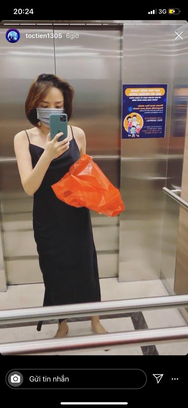 Tóc Tiên mặc một chiếc váy cả tuần không giặt và đây chính là nguyên do - Ảnh 3.