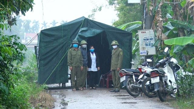 Tâm sự của người dân thôn Ngô Khê, nơi bệnh nhân 251 mắc Covid-19 sinh sống - Ảnh 2.