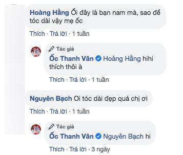 Ốc Thanh Vân đáp lời thắc mắc về việc cho con trai để tóc dài - Ảnh 6.
