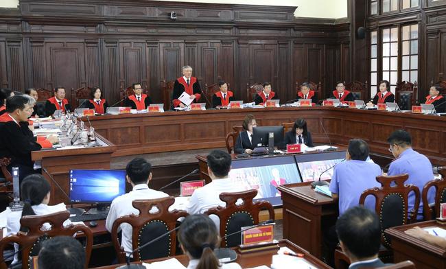 Hội đồng Thẩm phán đã biểu quyết bác kháng nghị vụ Hồ Duy Hải