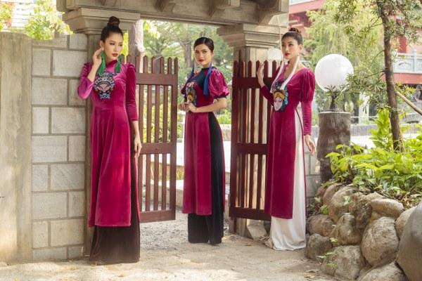 Ảnh: Tường Vy; Trang điểm: Mid Nguyễn - Trương Nguyễn - Trung Lạc