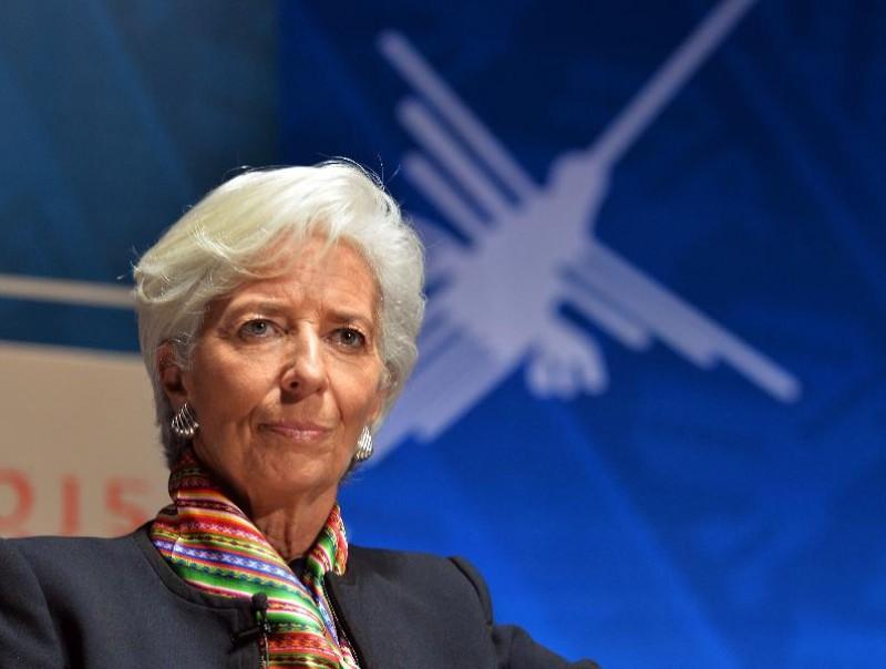 Đứng thứ 23 và là người phụ nữ thứ 3 nằm trong danh sách này là bà Christine Lagarde, Tổng giám đốc điều hành Quỹ tiền tệ quốc tế IMF.