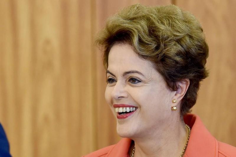 Tổng thống Brazil, bà Dilma Roussef được vinh danh ở vị trí thứ 37.