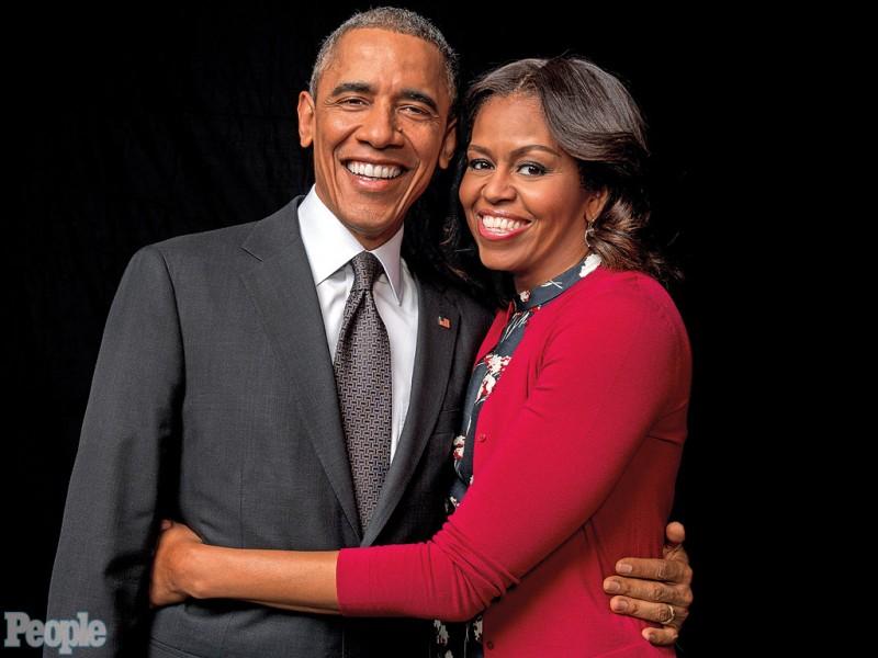 Nhân dịp Đệ nhất phu nhân Michelle đón sinh nhật tuổi 53 ngày 17/1, ông Obama đã không quên nắm lấy cơ hội này để bày tỏ tình cảm yêu mến dành cho người vợ 25 năm gắn bó.