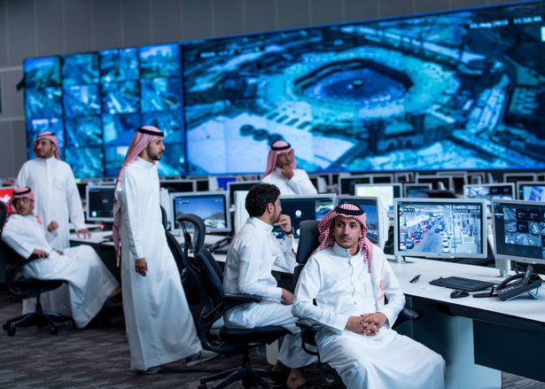 Giới chức y tế Saudi Arabia cho biết sẵn sàng xử lý mọi tình huống với hơn 100 xe cứu thương đã được triển khai khắp các địa điểm Hajj.