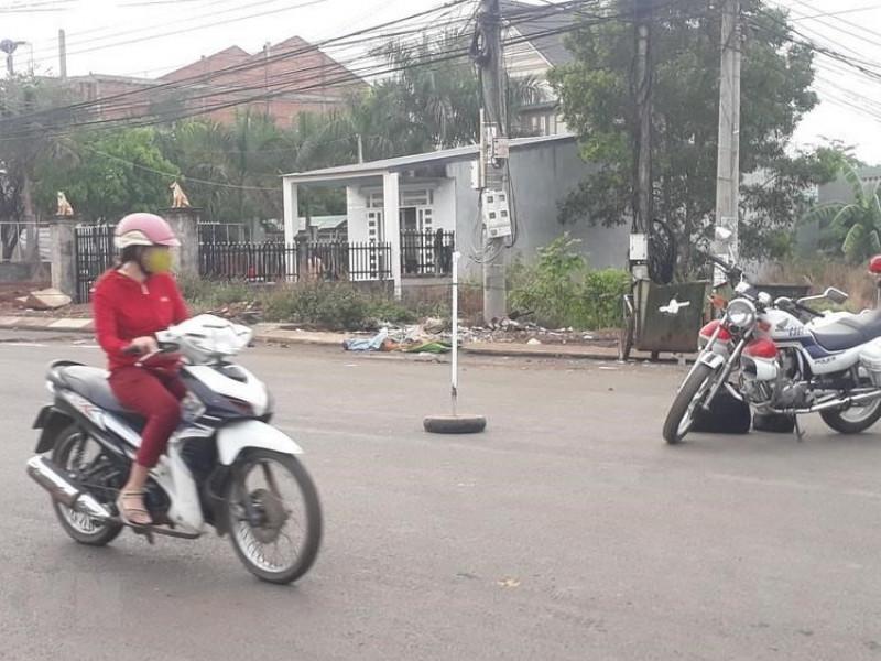 Bình Phước: Phát hiện thi thể 1 phụ nữ ở gần bãi rác