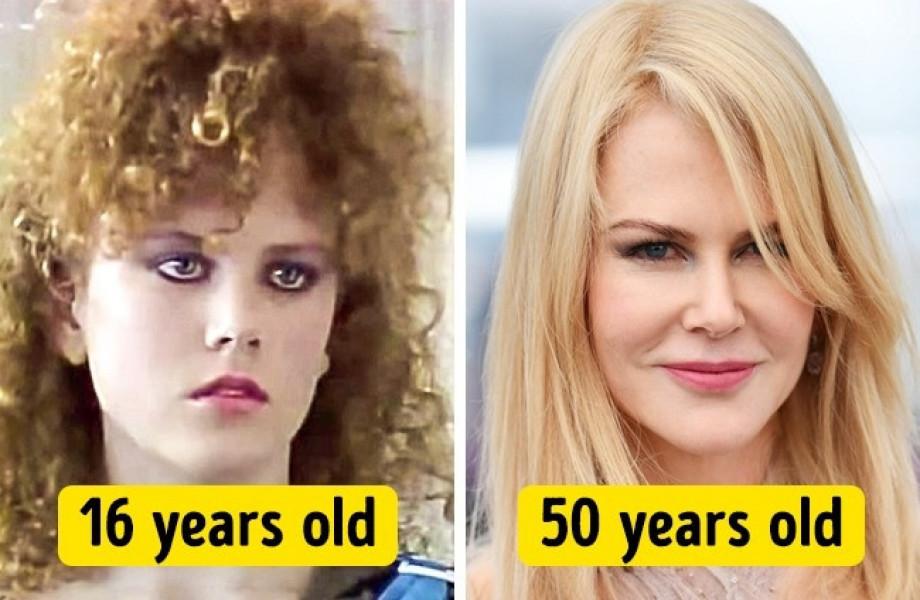 Không thể tin được, Nicole Kidman lúc 50 tuổi lại trẻ đẹp đến như vậy, trông cô quyến rũ và xinh đẹp hơn hẳn năm 16 tuổi của mình trước đây.