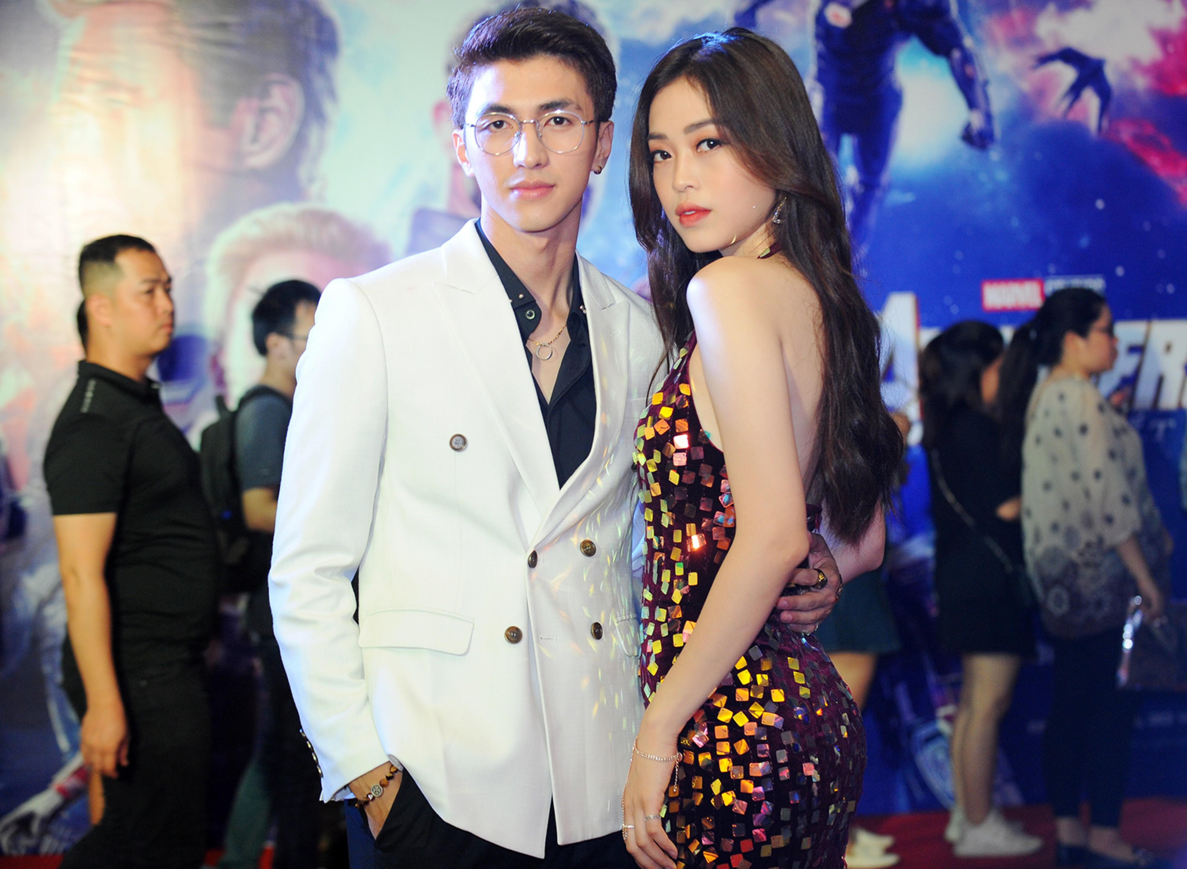 Á hậu Việt Nam 2018 Phương Nga sánh đôi cùng bạn trai - diễn viên Bình An