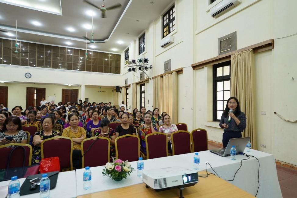 Tiến sĩ Lê Thị Phương Thảo – Trưởng phòng Quản lý chất lượng, Viện Kiểm nghiệm ATVSTP quốc gia