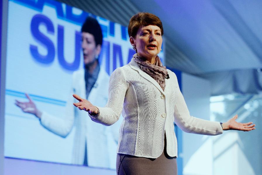 14.Lynn Good, Tập đoàn Duke Energy Mức lương: 10,9 triệu USD