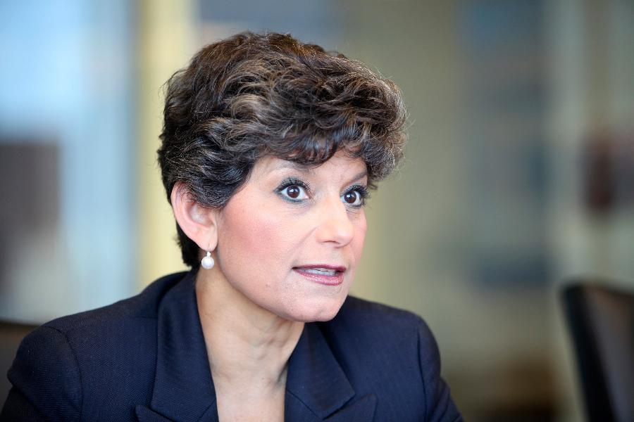 13.Debra Cafaro, Tập đoàn Ventas Mức lương: 11,5 triệu USD