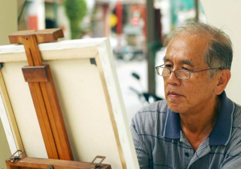 Giống như nhà văn, hay giáo viên, bất chấp những khó khăn lớn trong công cuộc kiếm sống, họa sỹ hay các nghệ sỹ điêu khắc vẫn tìm được niềm vui và giữ lửa đam mê trong công việc.