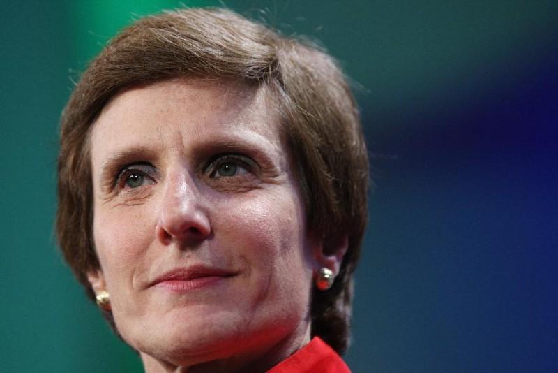 8. Irene Rosenfeld, Tập đoàn Mondelez International Mức lương: 19,7 triệu USD