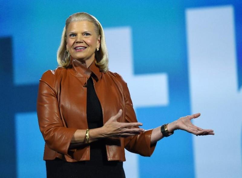 7.Virginia Rometty, Tập đoàn IBM Mức lương: 19,8 triệu USD.