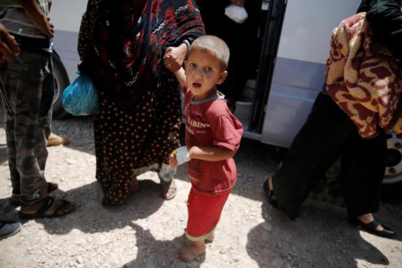 Trong số những người bị ảnh hưởng vì vụ ngộ độc thực phẩm quy mô lớn này, có nhiều trẻ em.