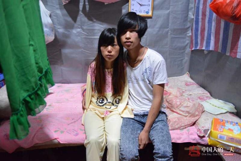 Năm 2013, cô lên Quảng Đông tìm bố mẹ và cả gia đình cô đoàn tụ cùng nhau. Ngoài việc làm việc nhà giúp mẹ, Xiang đã dùng chân sử dụng Internet để kết bạn. Chia sẻ câu chuyện cuộc đời mình qua mạng xã hội đã giúp cô tìm thấy được tình yêu đích thực. Zheng Chuanrong, người đàn ông đến từ khu tự trị Choang Quảng Tây đã đem lòng yêu thương cô.