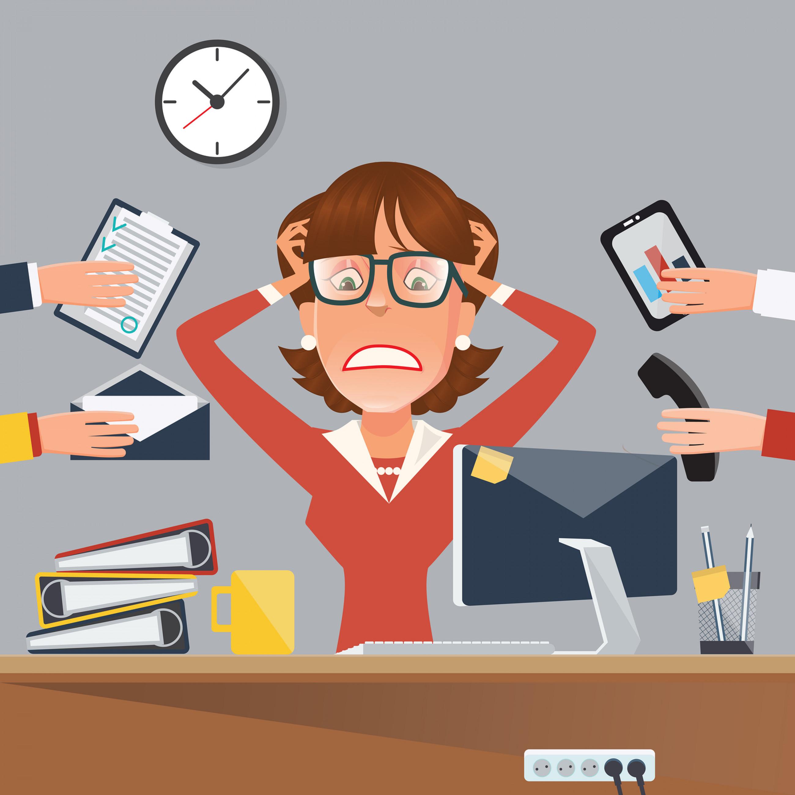 4 bước giảm stress và vượt qua áp lực công việc dễ dàng » Báo Phụ ...