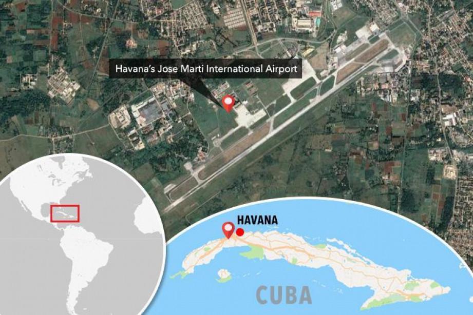 Ngày 18/5, máy bay Boeing 737 CU972 của hãng hàng không Cubana de Aviación từ thủ đô La Habana tới thành phố Holguin, miền Đông Cuba đã gặp nạn ngay sau khi cất cánh từ sân bay Jose Marti nằm cách thủ đô La Habana khoảng 14 km về phía Nam. Khi xảy ra tai nạn, trên máy bay có tổng số 105 hành khách và 5 người trong phi hành đoàn.