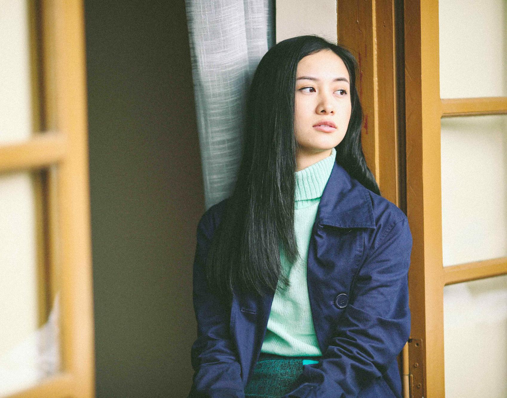 8. Jun Vũ - Tuyết Anh. Giữa một dàn mỹ nhân đông đảo tham gia bộ phim điện ảnh