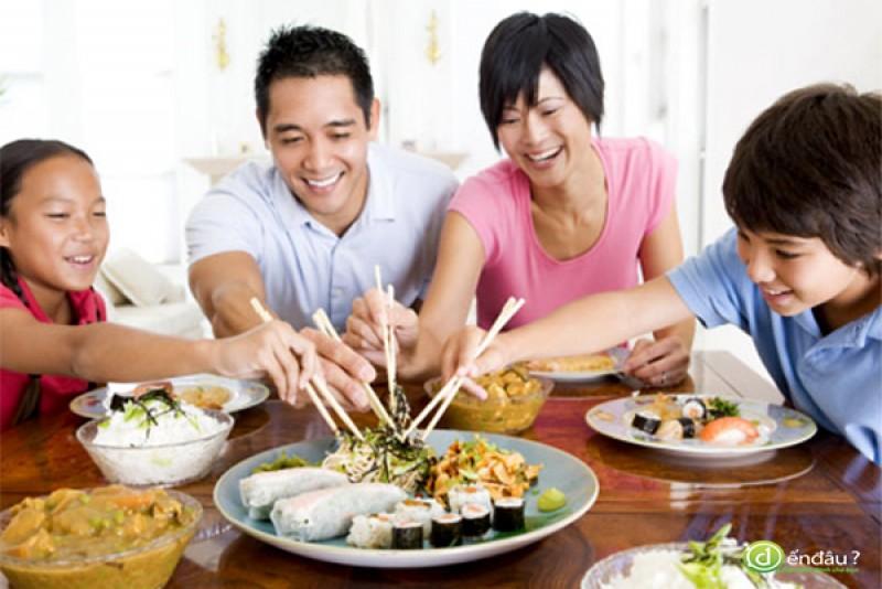 Ăn tối cùng gia đình không quá khó » Báo Phụ Nữ Việt Nam