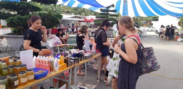 Hội chợ diễn ra từ ngày 18 đến 20/4, tại 20 Thụy Khuê. Tham dự tự do.