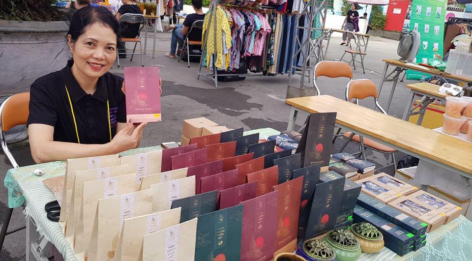 Thông qua hội chợ, ban tổ chức mong muốn góp phần nâng cao nhận thức, tạo thói quen tiêu dùng tốt cho người dân nói chung và phụ nữ nói riêng