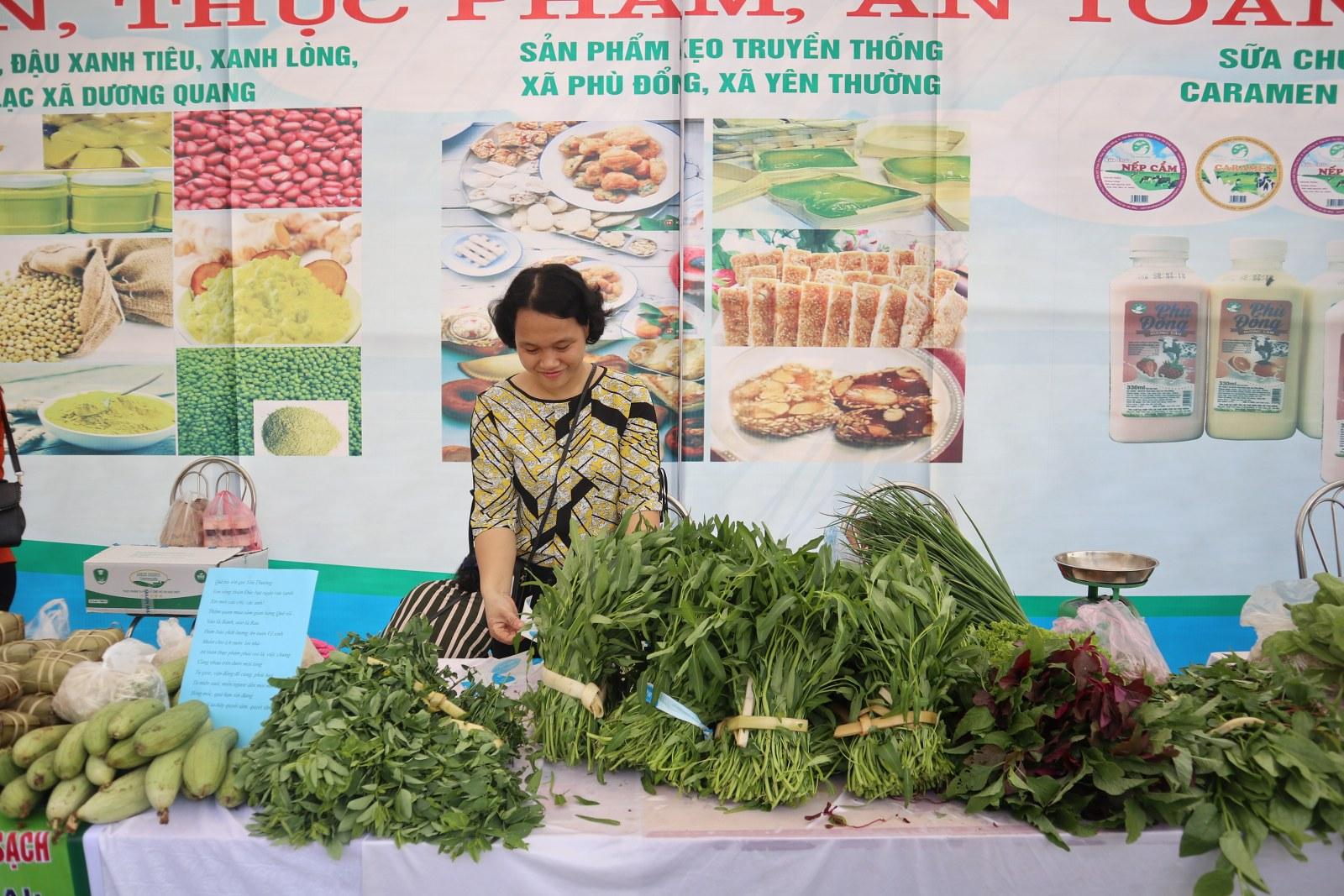 Những người làm ra thực phẩm sạch luôn mong muốn có được vị trí cũng như thương hiệu để quảng bá sản phẩm đến người tiêu dùng.