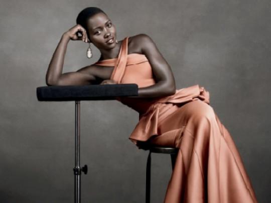 Lupita Nyong'o: Bền bỉ cho giấc mơ thành hiện thực