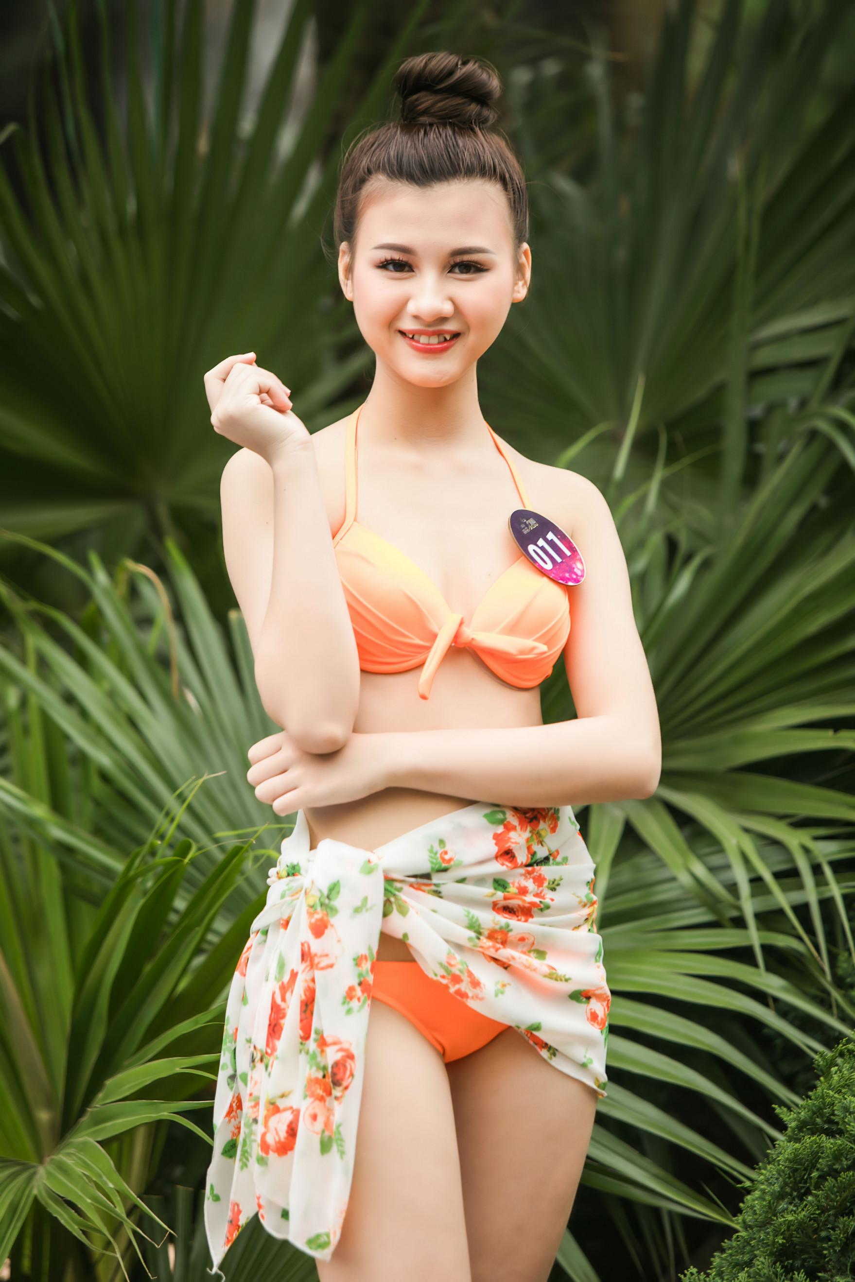 Thí sinh Nguyễn Thị Chúc, 19 tuổi