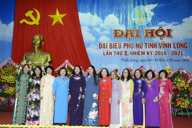 Tới dự Đại hội có Ủy viên TW Đảng, Phó Chủ tịch nước Đặng Thị Ngọc Thịnh; Ủy viên TW Đảng, Chủ tịch Hội LHPN Việt Nam Nguyễn Thị Thu Hà cùng nhiều lãnh đạo Trung ương, địa phương.