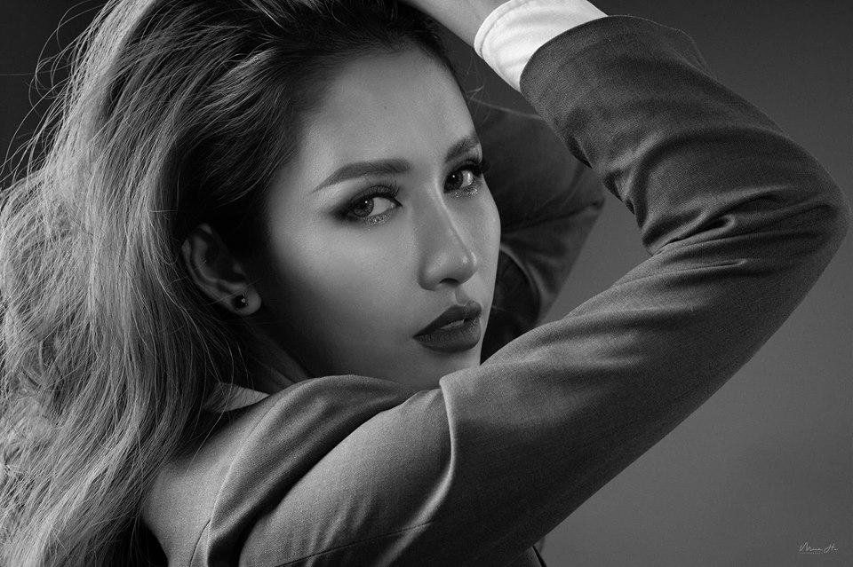 Hơn 6 năm sau khi đăng quang Hoa hậu PNVN Qua ảnh - Miss Photo 2012 do Báo PNVN tổ chức, Phan Thu Quyên đã tạo được vị trí vững vàng trong showbiz Việt.