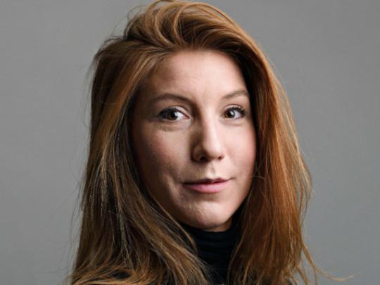 Nữ nhà báo nghi bị sát hại ném xuống biển khi tác nghiệp từ tàu ngầm