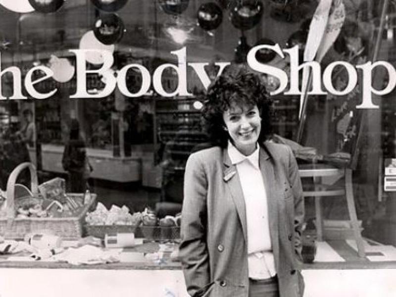 The Body Shop và câu chuyện khởi nghiệp đầy chông gai của Anita Roddick