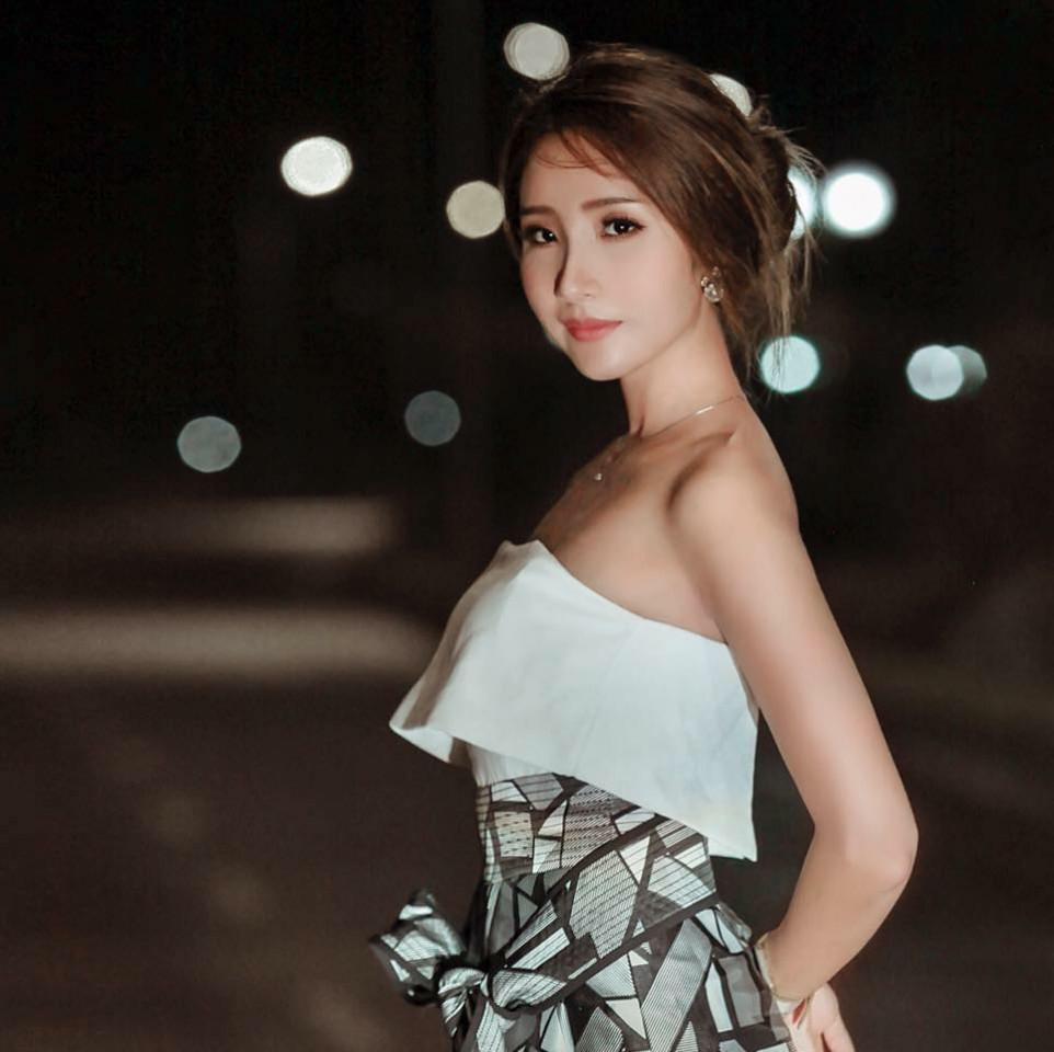 Người mẫu Nguyễn Hoàng Trang
