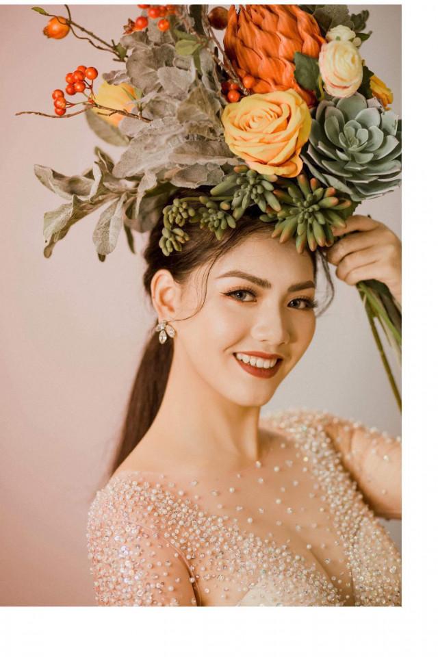 Người đẹp Nguyễn Hoàng Yến