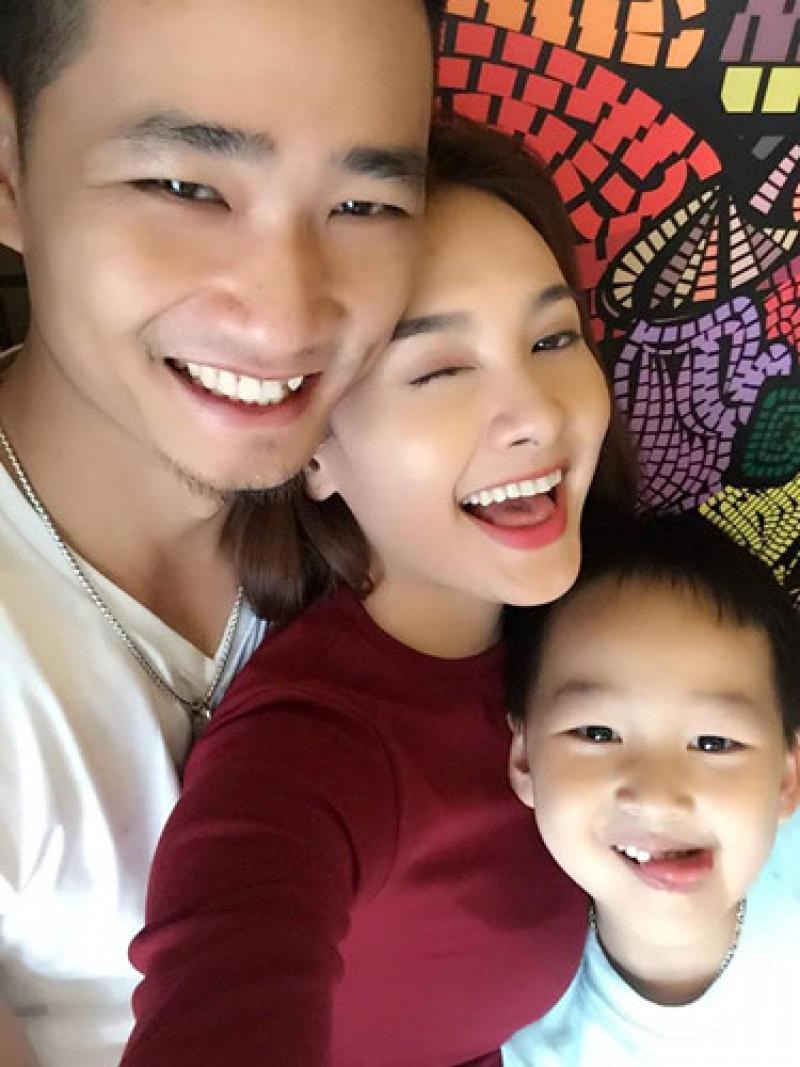 Tổ ấm hạnh phúc của Bảo Thanh.