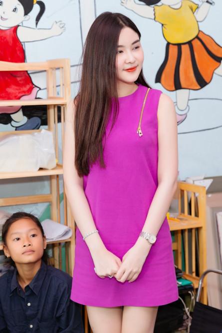 Hiện nay, Ngân Anh đang bước vào kỳ thi học kỳ của chương trình Thạc sĩ Quản lý sự kiện quốc tế tại trường đại học. Song song đó, Ngân Anh đang ấp ủ một số kế hoạch học tập để hoàn thiện kỹ năng để trở thành một biểu tượng nhan sắc với Trung tâm Đào tạo Hoa hậu Việt Nam.