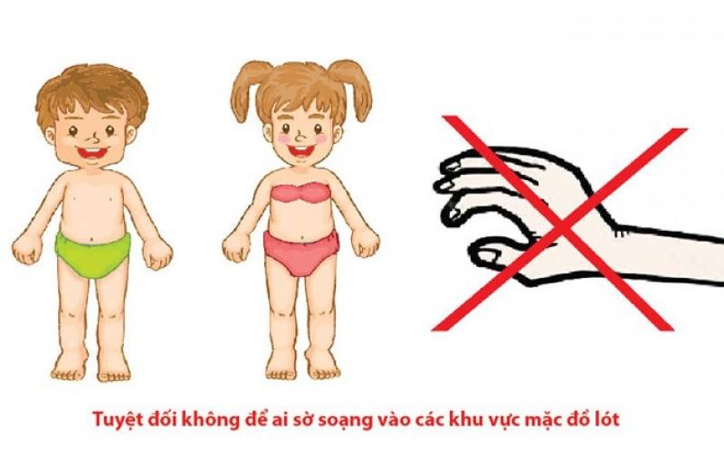 Dạy trẻ quy tắc '4 vòng tròn' » Báo Phụ Nữ Việt Nam