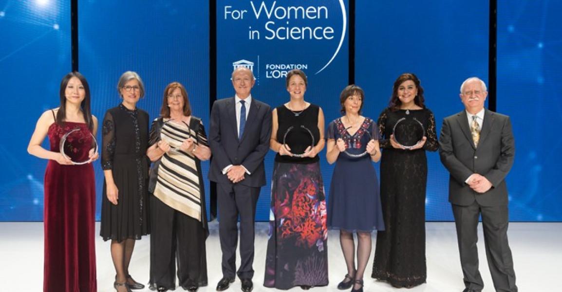 Giải thưởng L'Oréal-UNESCO nhằm mục đích cải thiện vị trí của phụ nữ trong khoa học, qua việc nhận diện và vinh danh các nhà nghiên cứu khoa học nữ xuất sắc đã có những đóng góp quan trọng cho sự tiến bộ của khoa học.